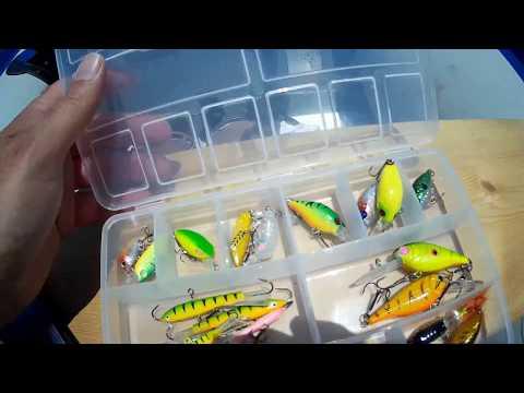 דייג מושטים בכנרת עם בובות קטנות וזולות