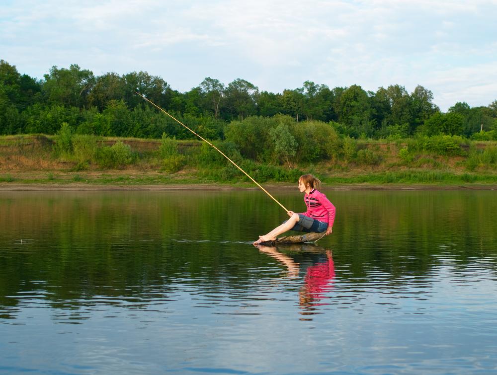 מדריך דייג במים מתוקים פרק א